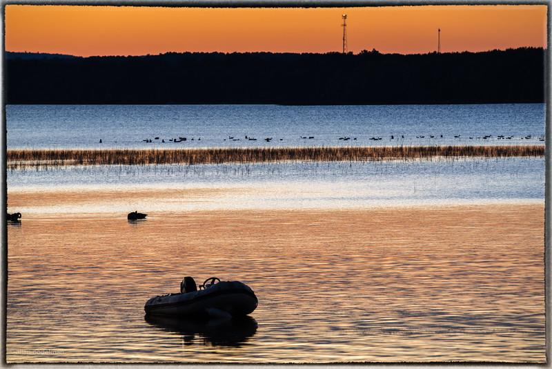 Sunset September 27