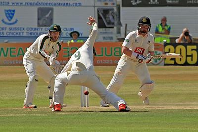 County Cricket Notts v Sussex 19-22nd July