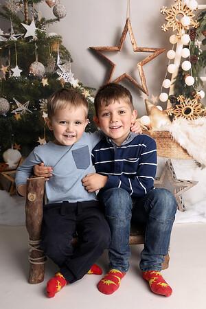 Emma & Steven's Christmas Session