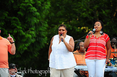 Greenidge Family Concert