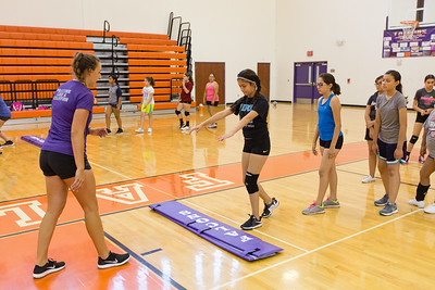 Eastlake High School Volleyball Camp