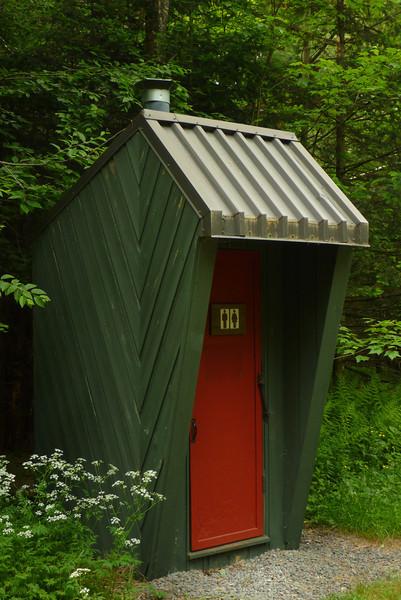 Bécosse - Parc national Yamaska, Québec