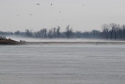 Mississippi River Lock & Dam 24