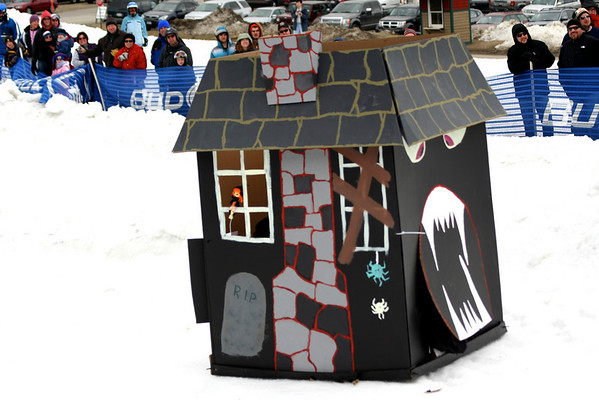 Mt Snow - Duct Tape Derby 2010