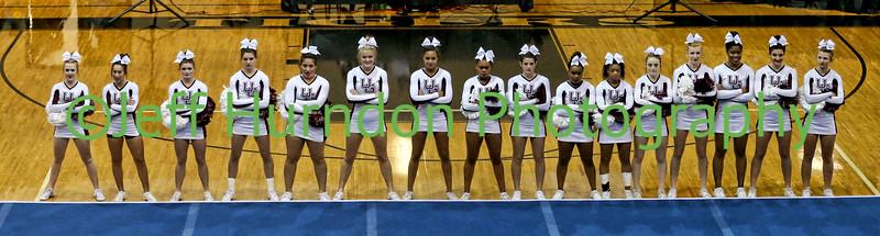 UGHS Comp cheer 10-10-2015