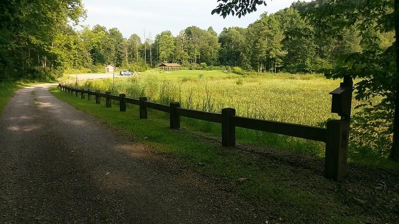 Waterworks Conservation Area Entrance