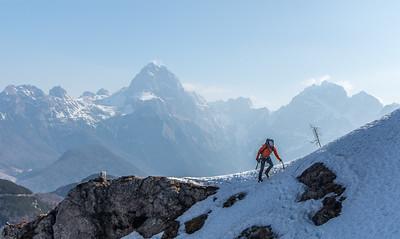 Snow & Ice Climbing