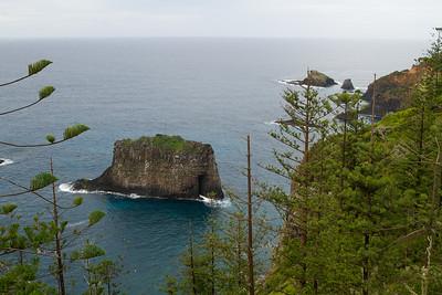 Coast of Norfolk Island