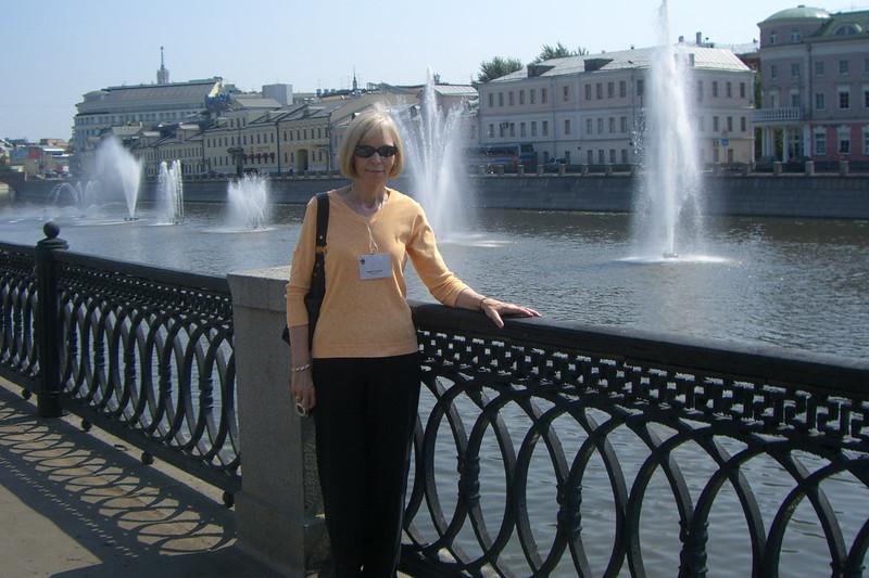 Russian Waterways - Nancy Colbert
