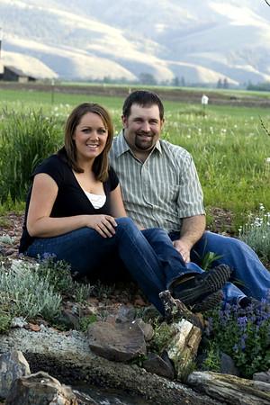 Rebecca and Justin