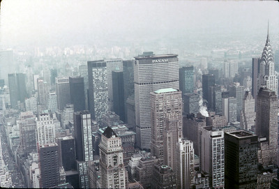 #9 New York City Spring 1972