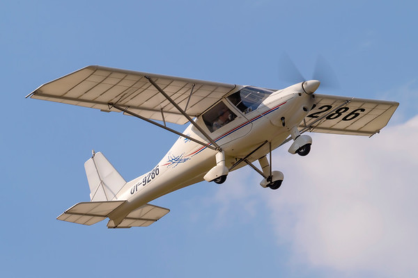 9-286 - Comco Ikarus C-42B