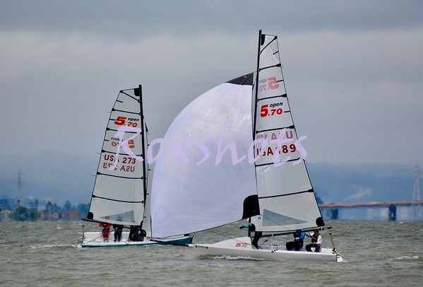 U.S. Sailing Chubb Area G Championship at PYSF with Forrest as the PRO