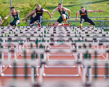 Skyline Track vs Inglemoor, 03-28-13