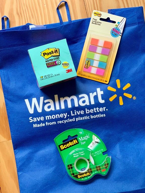Treat a teacher today! Purchase $10 of Post-it® and Scotch™ stationery back to school supplies to get a Fandango Promo Code @Post-it @Scotch #3Mbacktoschool