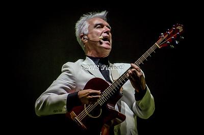 David Byrne/St Vincent