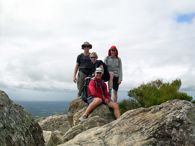 Mt Beerwah April 2008
