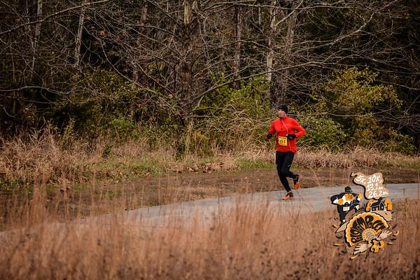 Marathon & Half - On Course