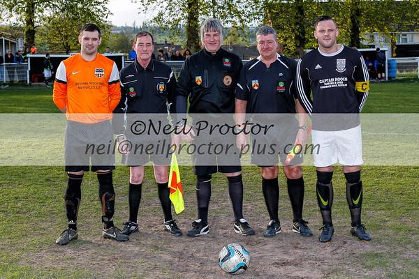 Coors League Premier Division Cup Final 2014