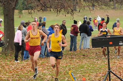 2010 District 10 Cross Country Championships