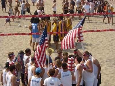 2007 Charlie Saikley 6-Man Volleyball