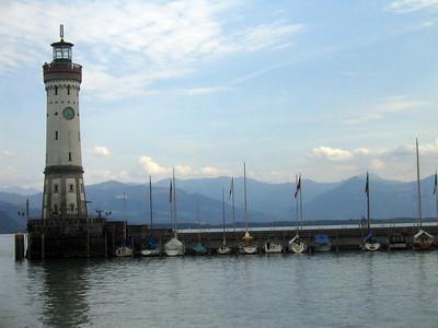 Lake Constance & Lindau, Germany 2004