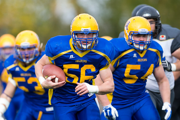 Hilltops v Winnipeg Rifles