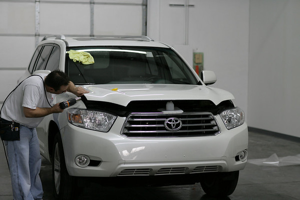 08 Toyota Highlander