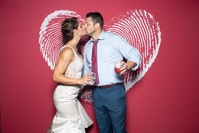Michelle & Tyler's Wedding Photo Booth