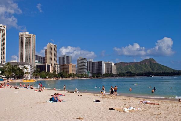 2006-04-05 Waikiki Beach