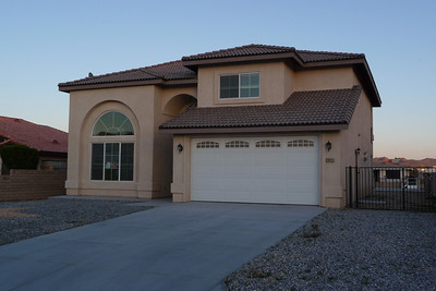 Silver Lakes Waterfront Home- Mojave Desert, California. Sold 2012