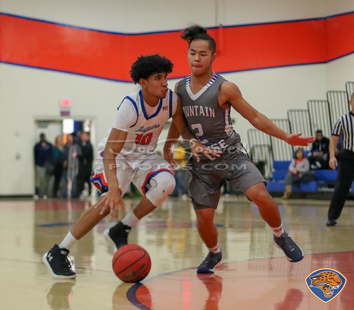 2018 - Kimball vs. Mt. House - Varsity Basketball