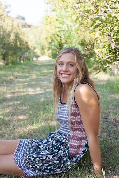 Angela's Senior Session | Avila Valley Barn, Avila Beach, CA