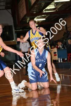 Bankstown Vs Nationals 1-7-06