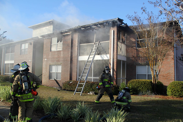 11/22/2018 Thanksgiving Day Fire @ Reserve Apartments