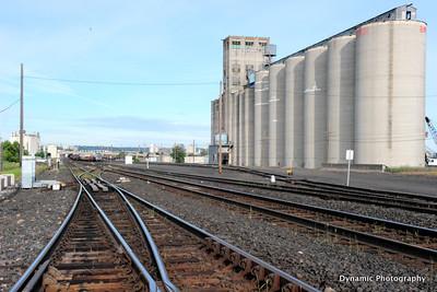 Union Pacific Railway Spokane to Bonners Ferry June 27 2011