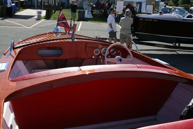 Algonac boat show.