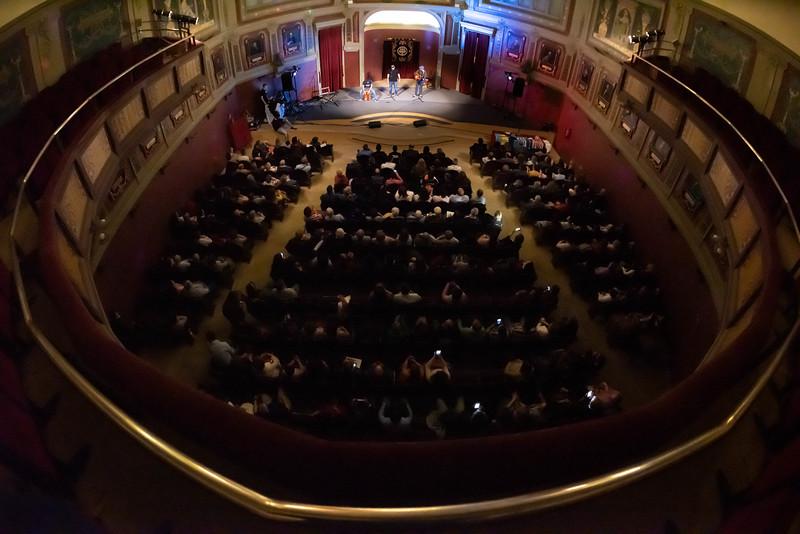 1ª Gala Cofradía Jesús de Medinaceli y Fundación Aladina