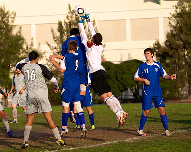 Hillsborough Soccer Oct 15th 2011