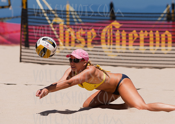 Jose Cuervo Pro Beach Volleyball Hermosa Beach, 20 Jul 2012