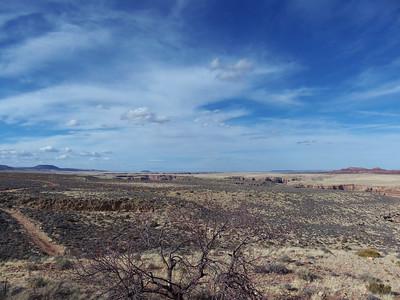 Navajo Nation and Little Colorado River - 2013