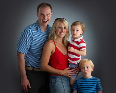 Marie & Bobby & Family