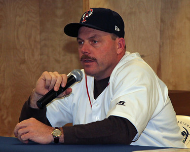 PawSox Hot Stove Party, January 22, 2011