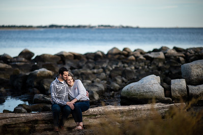 Olivia & Sean