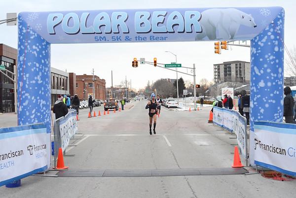 Polar Bear 5K Winners