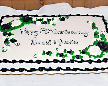 Jackie & Ronnie Fox, Sr. Renew Vows - 30 Years of Happy Marriage