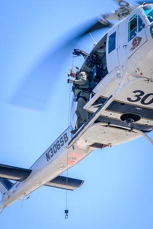 Sheriff's Luncheon & Air Rescue Demo 05-23-17