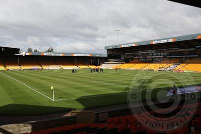 Match 3 Port Vale v Harrogate Town Season 20-21