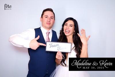 2021-5-30 Madeline & Kevin Wedding