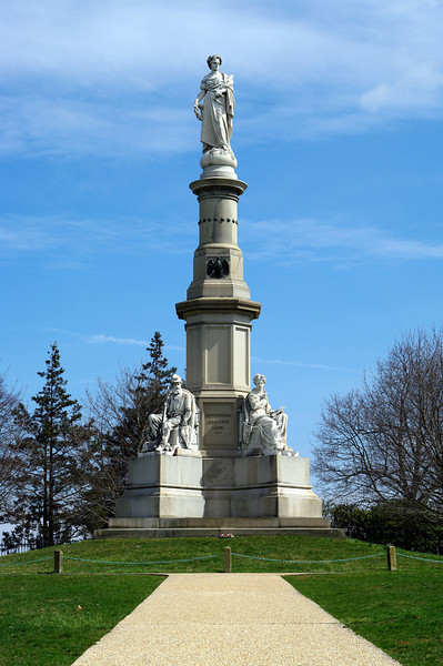 Battle of Gettysburg National Cemetery
